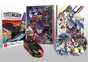 ※公式ショップ限定特典付き【Blu-ray】『新幹線変形ロボ シンカリオンZ』 第1巻(Blu-ray Disc)