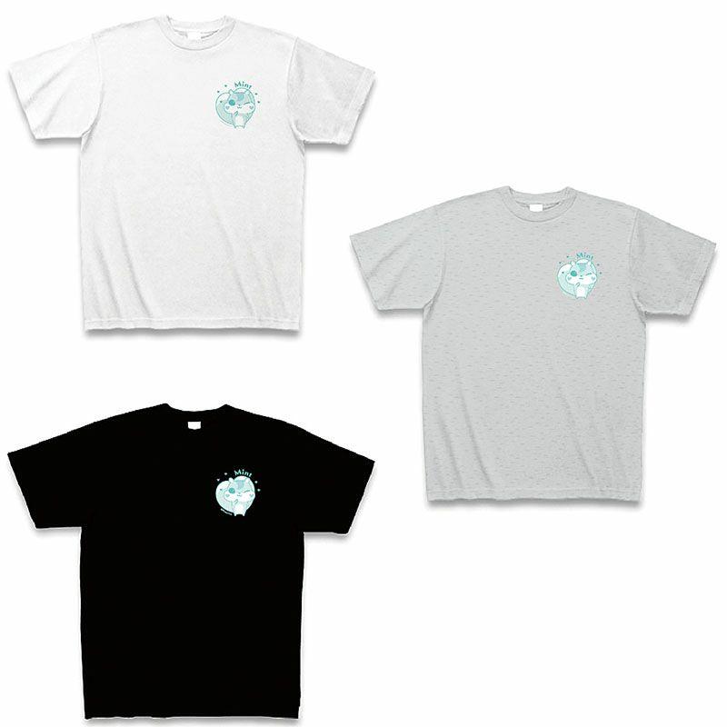 ポムリス TシャツB (ミント)