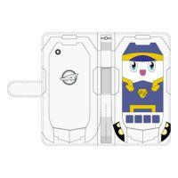 『新幹線変形ロボ シンカリオンZ』 超進化モバイルZギア型 スマホケース