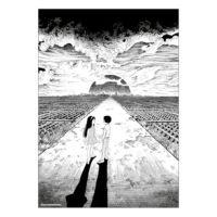 【楳図かずお】絹目写真A4ポスター/私は慎吾06