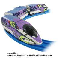 【プラレール】『新幹線変形ロボ シンカリオンZ』 シンカリオンZ 500 ミュースカイ TYPE EVA